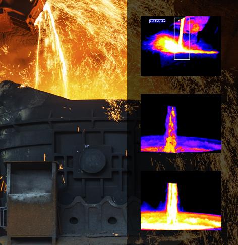 Thermal Imaging System For Slag Detection