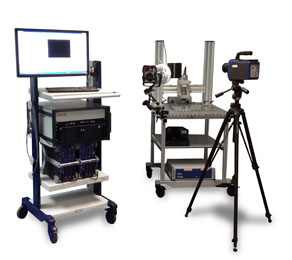 ZfP-Systeme für die Forschung & Entwicklung im Labor