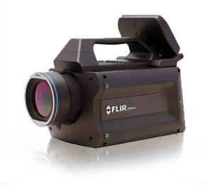 Gekühlte Infrarotkameras von FLIR Systems für die ZfP und F&E