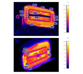C-CheckIR Sensor Die neue Serie von kompakten ZfP-Prüfköpfen