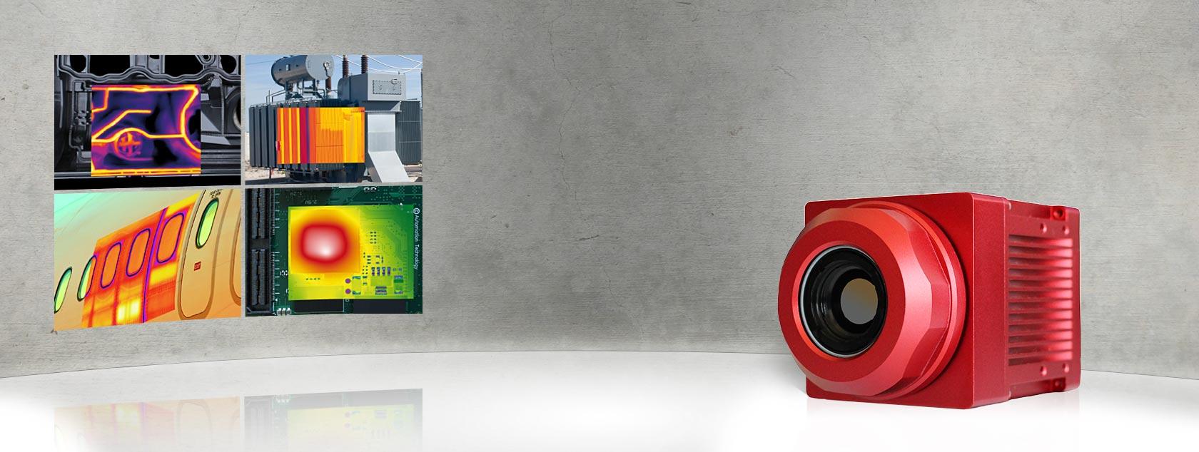 Infrarotkameras für Industrie und Produktion