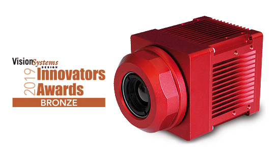 IRSX Series of Smart Infrared Cameras for Industry 4 0 Wins Its